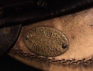 M1859 saddle tag - photo courtesy Kurt Hughes